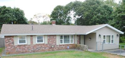 Brockton Single Family Home New: 111 Kathleen Road