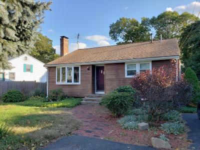 Brockton Single Family Home New: 99 Holmes Ave