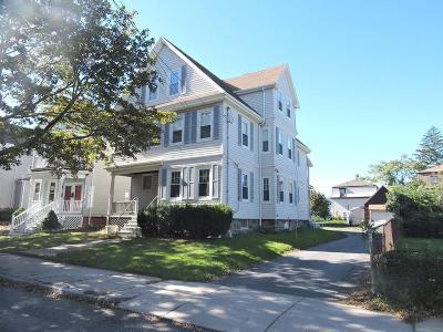 Malden Multi Family Home Under Agreement: 55 Brackenbury St
