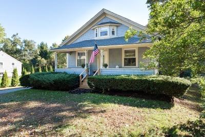 Hanson Single Family Home New: 113 Main St