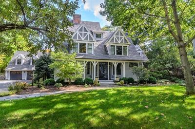 Wellesley MA Single Family Home New: $3,295,000