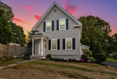 Whitman Single Family Home New: 35 George Street