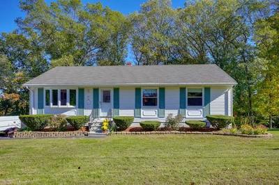 Hudson Single Family Home Under Agreement: 23 Vinal St