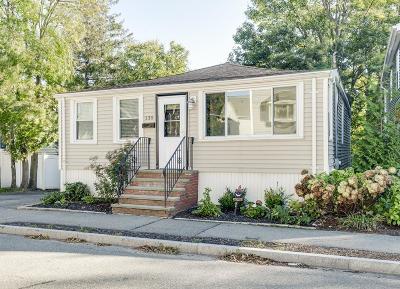 Quincy Single Family Home New: 135 Darrow St