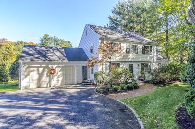 Wellesley Single Family Home New: 130 Westgate Road