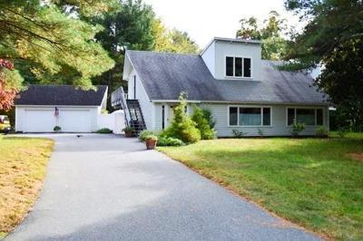 Stow Single Family Home For Sale: 158 Kirkland Drive