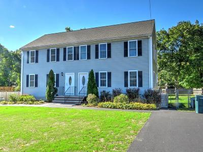Abington Condo/Townhouse For Sale: 556 Adams Street #2