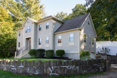 Beverly Single Family Home For Sale: 211 Hale St