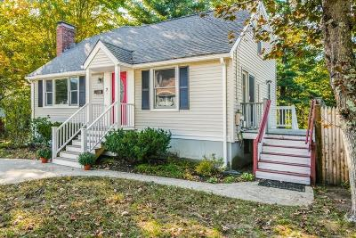 Reading Single Family Home For Sale: 7 Bradford Rd