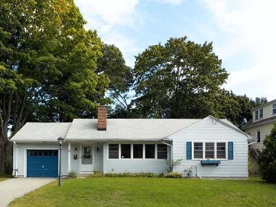 East Providence Single Family Home Under Agreement: 23 Frederick St