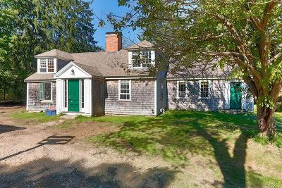Bourne Single Family Home New: 276 County Road
