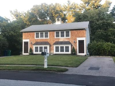 Billerica Condo/Townhouse Under Agreement: 16 Radcliffe Road #Right