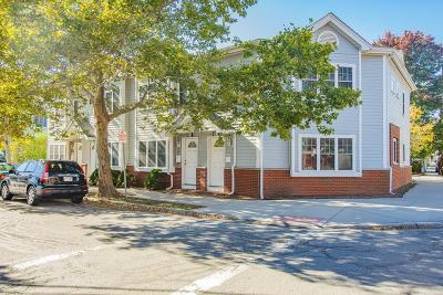 Watertown Condo/Townhouse Contingent: 53 Dexter Ave #53