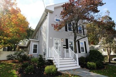 Wakefield Condo/Townhouse Reactivated: 51 Nahant St. #2