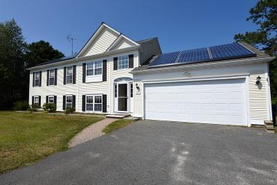Plymouth MA Single Family Home New: $395,000