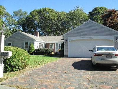 Falmouth Single Family Home Under Agreement: 4 Green Pond Road