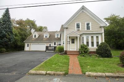 Abington Multi Family Home Under Agreement: 20 Block Street