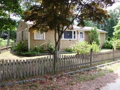 Wareham Single Family Home New: 109 Park Avenue