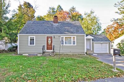 Braintree Single Family Home For Sale: 52 Common Street