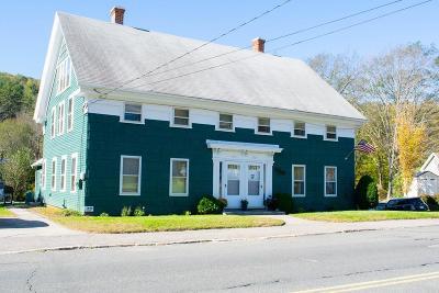 Hardwick Multi Family Home Contingent: 182-184 Main Street