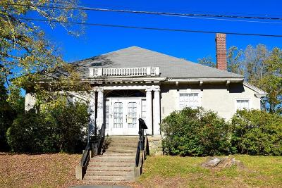 Ware Single Family Home For Sale: 3 Pleasant St