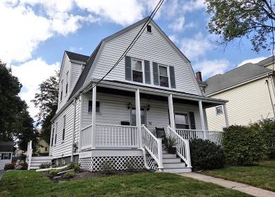 Whitman Single Family Home Under Agreement: 77 Dyer Ave
