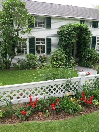 Harvard Single Family Home For Sale: 1 Fairbanks St