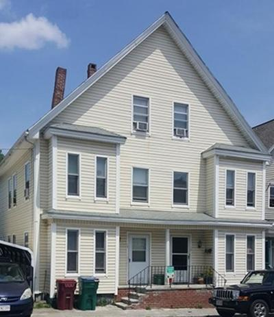 Lowell MA Multi Family Home New: $399,900