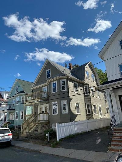 Malden Multi Family Home For Sale: 7-9 Meridian Parkway