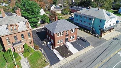 MA-Worcester County Commercial For Sale: 1078 Main St