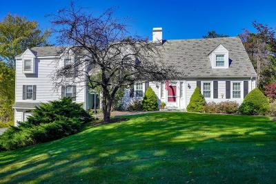 Wrentham Single Family Home For Sale: 297 Arnold St