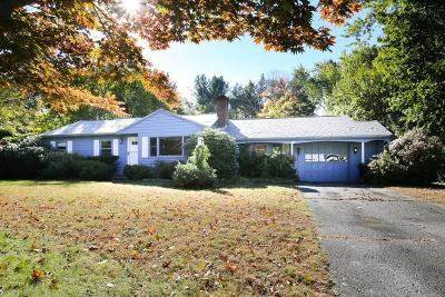 Sudbury Single Family Home Under Agreement: 121 Stockfarm Road