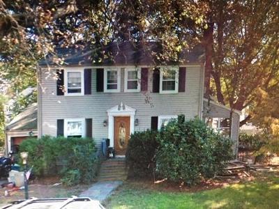 Arlington MA Single Family Home New: $750,000