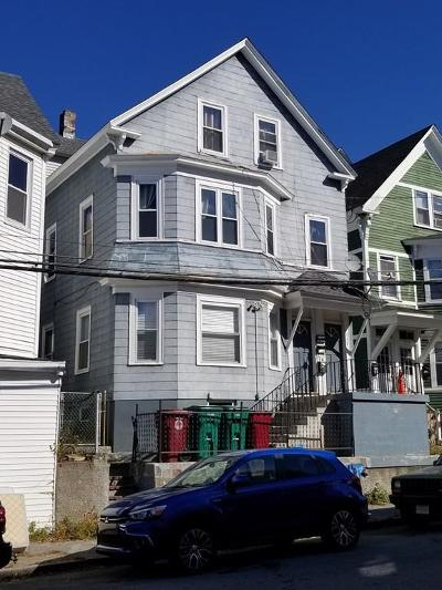 Lowell MA Multi Family Home New: $339,900