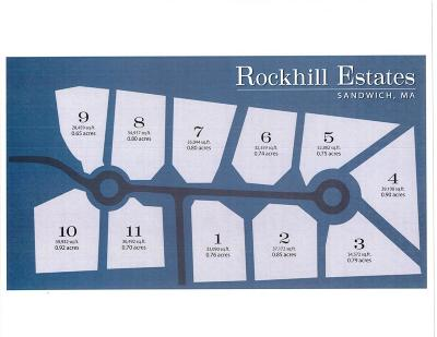 Sandwich Residential Lots & Land New: 2, 4, 5, 7, 9& Rockhill Road