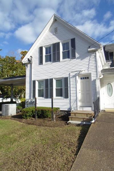 Middleboro Rental New: 61 Pearl Street #2
