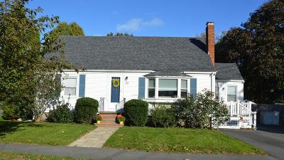 Danvers Single Family Home Under Agreement: 29 Walter Rd