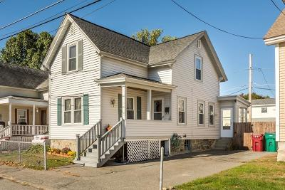 Lowell Single Family Home Contingent: 25 W Fifth Ave