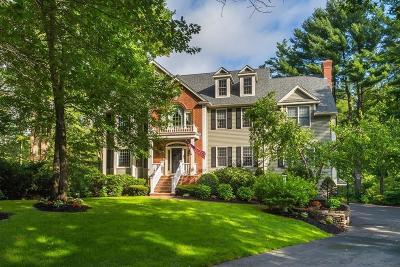 Andover Single Family Home For Sale: 10 Warwick Circle