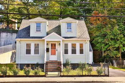 Dedham Single Family Home For Sale: 334 Bridge St