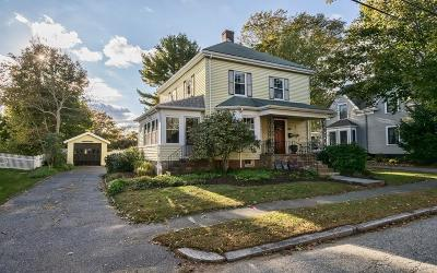Beverly Single Family Home Under Agreement: 113 Corning St