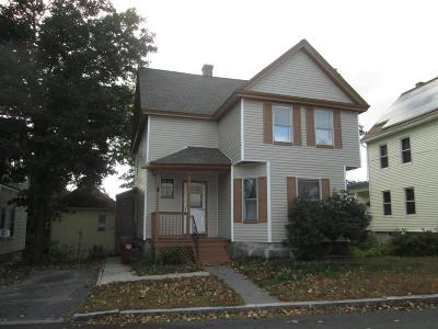 Lowell Single Family Home Under Agreement: 76 Beacon