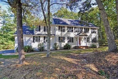 Raynham Single Family Home Under Agreement: 67 Cedarmill Drive