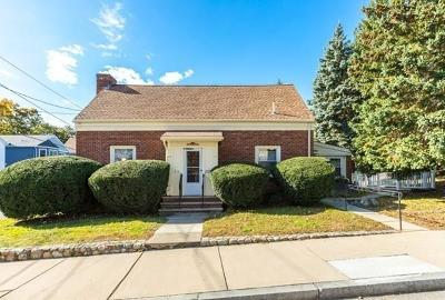 Malden Single Family Home Under Agreement: 59 Floral Ave