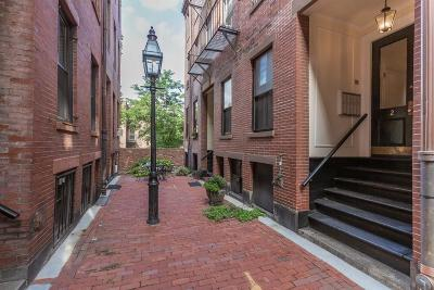 Boston MA Condo/Townhouse Under Agreement: $550,000