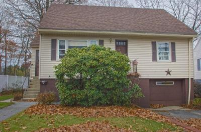 Methuen Single Family Home For Sale: 27 Franklin Ave