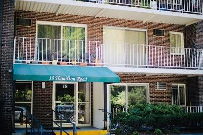 Arlington Condo/Townhouse Sold: 18 Hamilton Rd #402