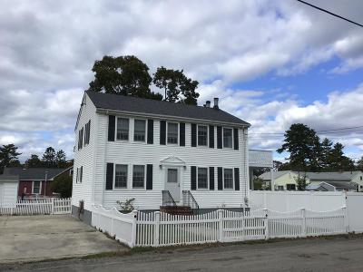 Wareham Single Family Home Under Agreement: 14 Pine St