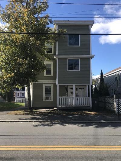 Methuen, Lowell, Haverhill Multi Family Home Under Agreement: 30-32 Primrose Street