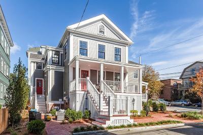 Cambridge, Somerville Condo/Townhouse Under Agreement: 22 Linden Avenue #2